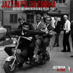 Jazz in Polish Cinema cover sleeve Jazz on Film Records